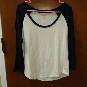 Old navy baseball tee
